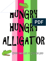 Hungry Hungry Alligator