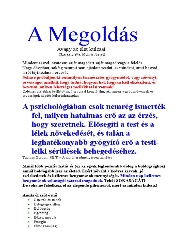 FILS - Paraziták az emberben I., A parazita folytatása