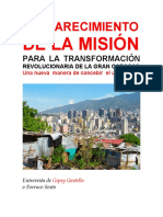 Gipsy Castello entrevista a Farruco Sesto sobre La transformación revolucionaria de Caracas
