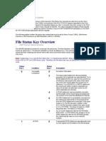 COBOL File Status Codes