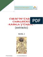 Extracto Curso Tarot Cabalistico
