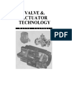 Valve and Actuator Technology