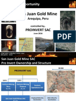 San Juan Gold