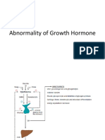 Abnormality of Growth Hormone.pptx