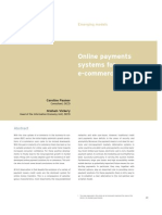 Online Payments Systems for E-commerce