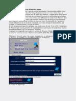 Modifier Un Mot de Passe Windows Perdu