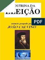 Doutrina da Eleição Calvino