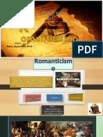 Romanticismo. julio jesús