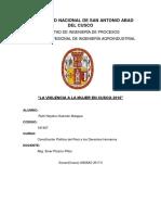 Universidad Nacional de San Antonio Abad Del Cusco Constitucion