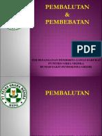 4. PEMBALUTAN & PEMBEBATAN