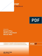(Handbook of Linguistics and Communication Science_ Handbucher Zur Sprach-Und Kommunikationswissenschaft) Roland Pfau, Markus Steinbach, Bencie Woll-Sign Language_ An International Handbook-Mouton De  (1).pdf