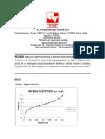 informe electrostatica