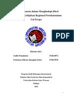 Peran Indonesia Dalam Menghadapi Black Campaign – Kebijakan Regional Proteksionisme Uni Eropa