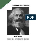 A GUERRA CIVIL NA FRANÇA - Karl Marx.pdf