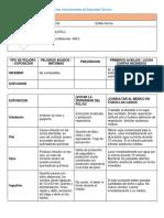 Fichas Internacionales de Seguridad Química