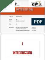 Metodo de Kani Exposicion