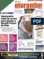Gazeta de Votorantim, edição n°291