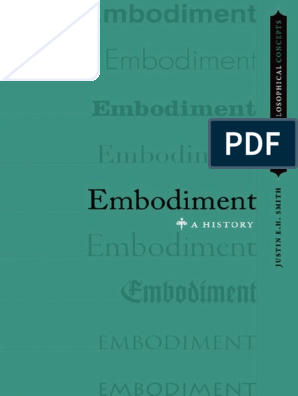 Embodiment A History Embodied Cognition Materialism