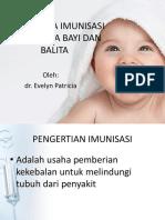 Penyuluhan Imunisasi Dasar