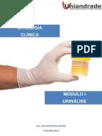 Apostila Urinalise - Citologia Clínica