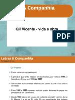 Gil Vicente - Vida e Obra