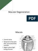 UPH-DJGTMU - Macular Degeneration Report