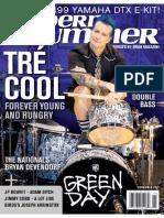 Modern Drummer Magazine Novembro 2017