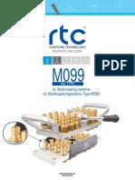Serie m099 Rtc Couplings