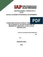 Proyecto de Investigacion Fin Operacionalizacion I