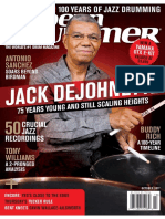 Modern Drummer Magazine Outubro 2017