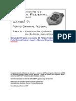 Simulado XIV - PCF Área 6 - PF - CESPE