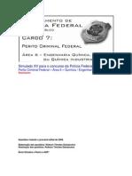 Simulado XV - PCF Área 6 - PF - CESPE