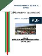 Instructivo Proyecto de Investigacion Ing.civl 2015 (1)