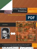 Prehistoria e Historia Primitiva - Gabriel Muscillo
