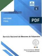 Auditoría al CIP-CRC de Limache y al Cread de Playa Ancha