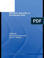 Maritime Security in Southeast Asia-Kwa Chong Guan. John K. Skogan[2007]