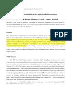 TRADUCAO Bluhm Harman Lee Mitchell 2010ip JMS Qualitative Research - Decade of Progress