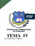 Tema 4 Antropología Forense (1)