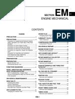 Vq40de Service Manual
