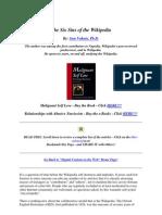 Sam Vaknin against Wikipedia