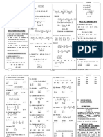 Ecuaciones Lineales-sistema de Ecuaciones-ecuaciones Cuadraticas