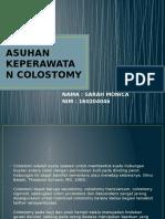 Asuhan Keperawatan Colostomy