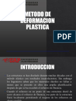 Metodo de Deformacion Plastica.