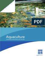 YSI Aquaculture Monitoring & Control