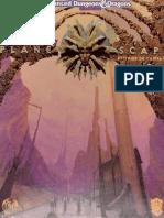 D&D- 2.0 - EZ - Planescape - Epítome de Campaña [EZ901]