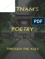 Vietnam's Poetry Through The Ages (First Edition 2016)