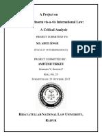 Juris Project Sem 5 2-1[1]AMITESH