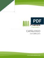Catalogo Madera
