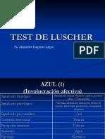 Test de Luscher