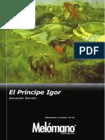 137. A. Borodin - El Príncipe Igor